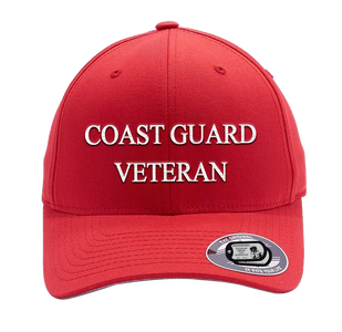 Bad Red Hat- Coast Guard Veteran