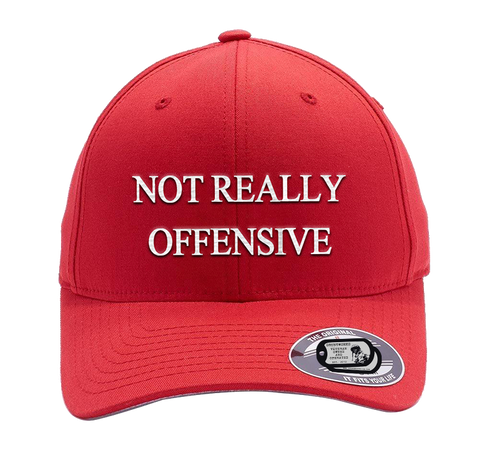 Bad Red Hat-Not Really Offensive