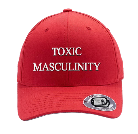 Bad Red Hat-Toxic Masculinity