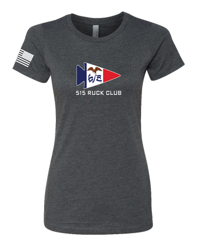 Image of 515 Ruck Club Ladies T-Shirt