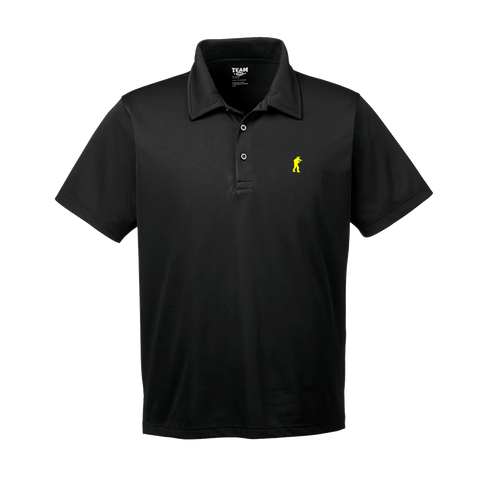 Image of Value-Sport TactiPolo -Black