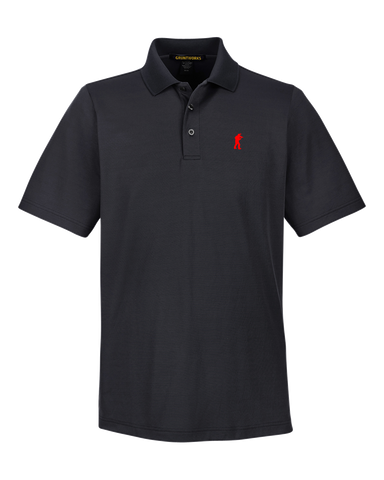 Image of Performance-Fit TactiPolo - Black