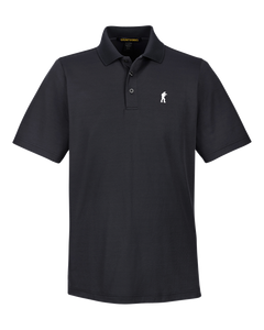 Performance-Fit TactiPolo - Black