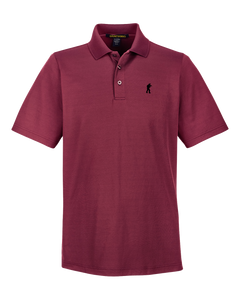 Performance-Fit TactiPolo - Burgundy