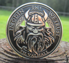 ODIN CHALLENGE COIN