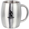 STAINLESS STEEL 14oz COFFEE MUG