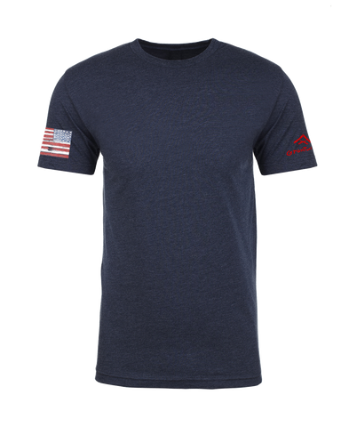 Image of USMC CRAYON - UTILITY MEN'S T-SHIRTS (Multiple Colors)
