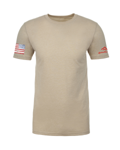USMC CRAYON - UTILITY MEN'S T-SHIRTS (Multiple Colors)