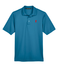 Performance-Fit TactiPolo - Teal