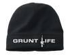 Grunt Life Embroidered Beanie