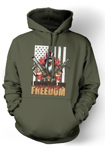 G4G All This Freedom Hoodie