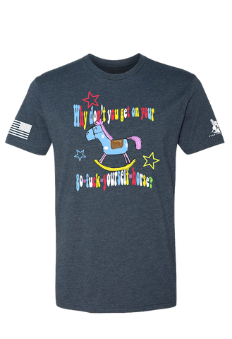 Image of Get On Your Horse T-Shirt