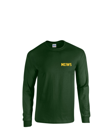 Image of MCIWS Shark Long Sleeve T-Shirt