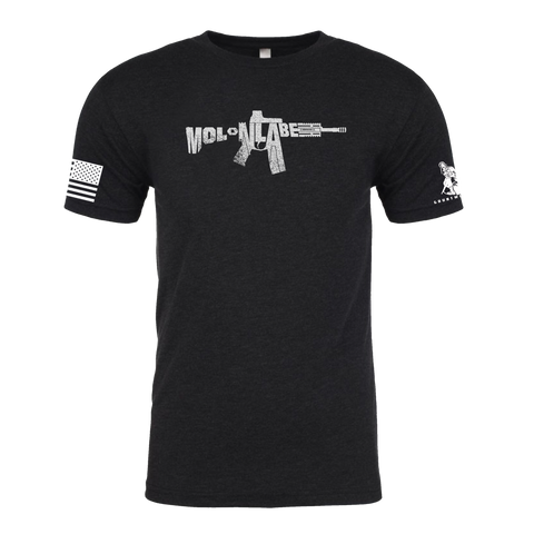 Image of Molon Labe Rifle T-Shirt