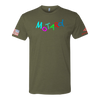 MOTARD Crayon Shirt (OD OR CHARCOAL GRAY)