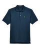 Classic Mesh TactiPolo - Navy Blue