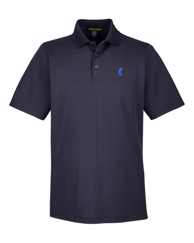 Performance-Fit TactiPolo -Navy Blue