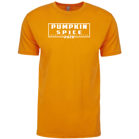 Image of Pumpkin Spice 2020 Mens T-Shirt