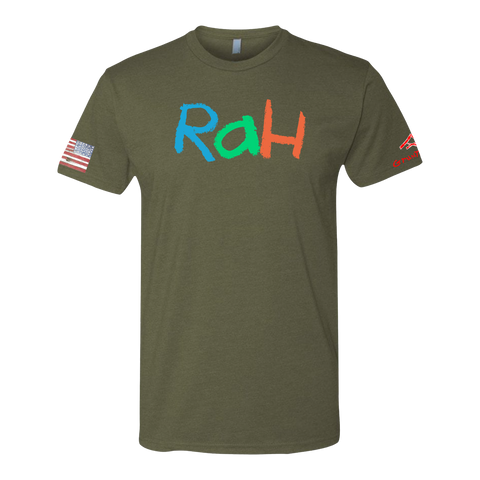 Image of RAH -Crayon Shirt (OD OR CHARCOAL GRAY)