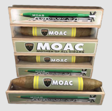 THE MOTHER OF ALL CIGARS (M.O.A.C.)