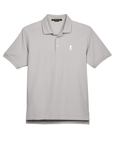 Classic Mesh TactiPolo - Grey