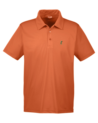 Image of Value-Sport TactiPolo -Burnt Orange