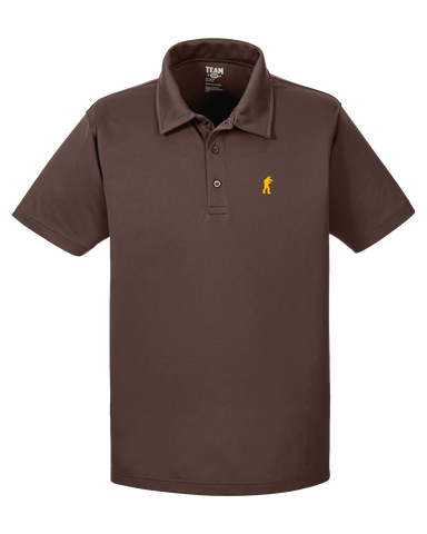 Image of Value-Sport TactiPolo -Dark Brown