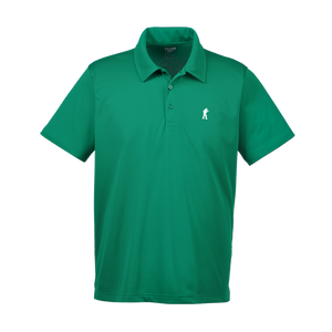 Value-Sport TactiPolo -Kelly Green