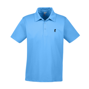 Value-Sport TactiPolo -Sky Blue