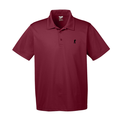 Value-Sport TactiPolo -Maroon
