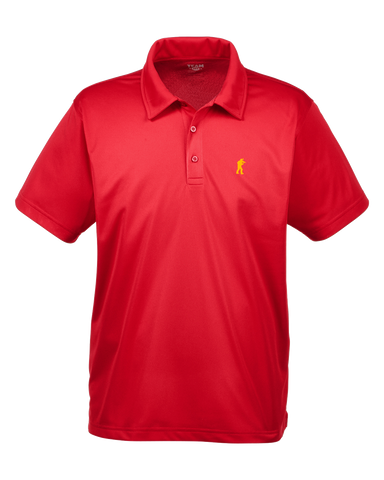 Image of Value-Sport TactiPolo -Red