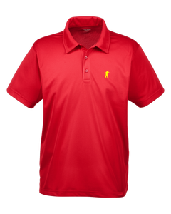 Value-Sport TactiPolo -Red