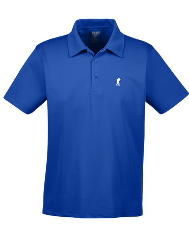 Image of Value-Sport TactiPolo -Royal Blue