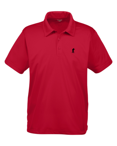 Image of Value-Sport TactiPolo -Scarlet