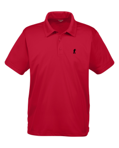 Value-Sport TactiPolo -Scarlet