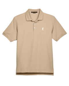 Classic Mesh TactiPolo - Stone