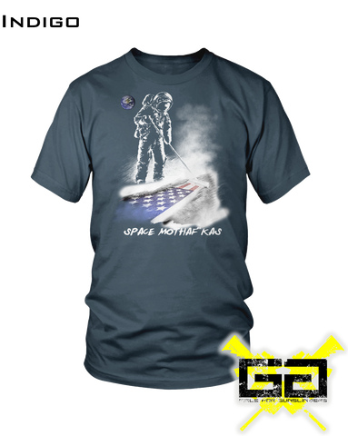 Image of G4G-Space-Motha - t-shirt