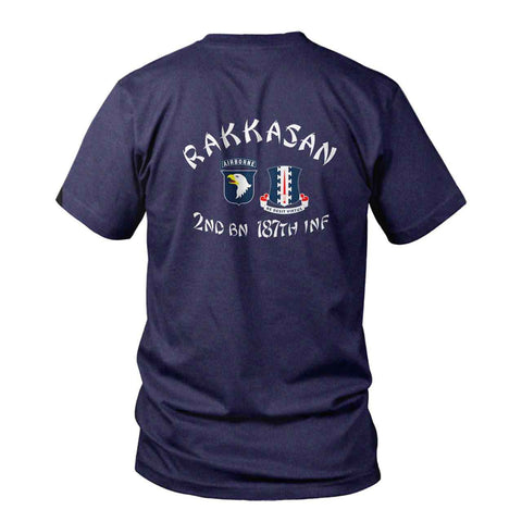 2-187 Rakkasan Raiders PT Shirt