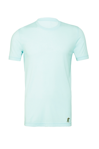 TactiPolo Perfect Tri-blend - Ice Blue