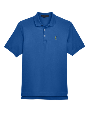 Image of Classic Mesh TactiPolo - Royal Blue