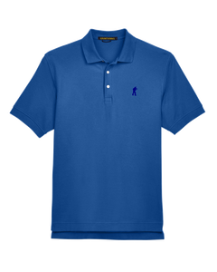 Classic Mesh TactiPolo - Royal Blue