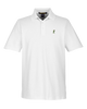 Performance-Fit TactiPolo - White