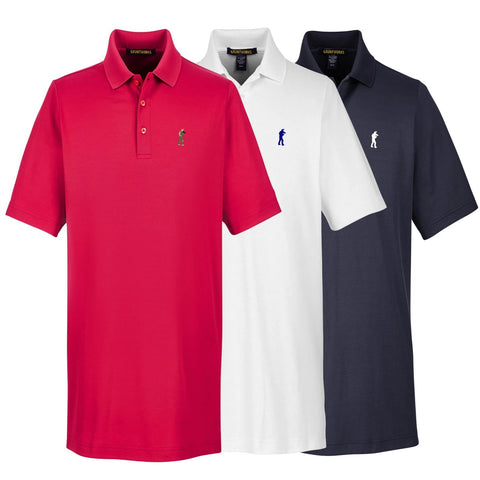 Image of Performance-Fit TactiPolo -AMERICA 3-pack