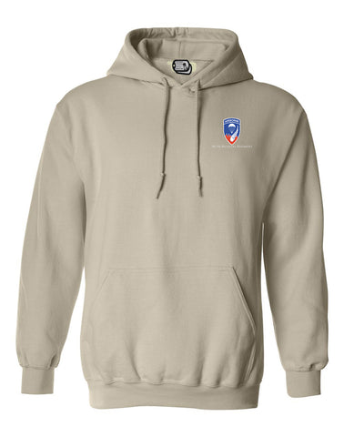 Image of 187 ARCT Embroidered Hoodie