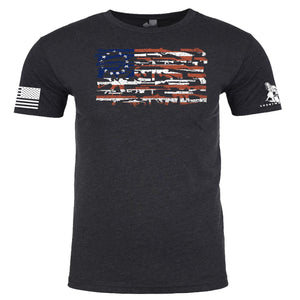 Betsy Ross 2A Flag T-Shirt