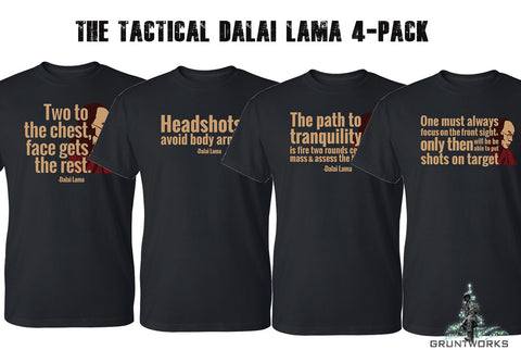 Image of Dalai Lama-4 PACK