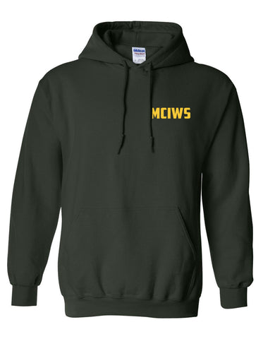 Image of MCIWS Shark Hoodie
