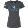 Bigfoot Rucking Crew Ladies T-Shirt