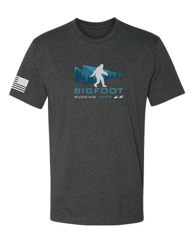 Image of Bigfoot Rucking Crew T-Shirt