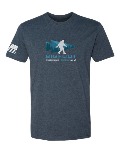 Bigfoot Rucking Crew T-Shirt
